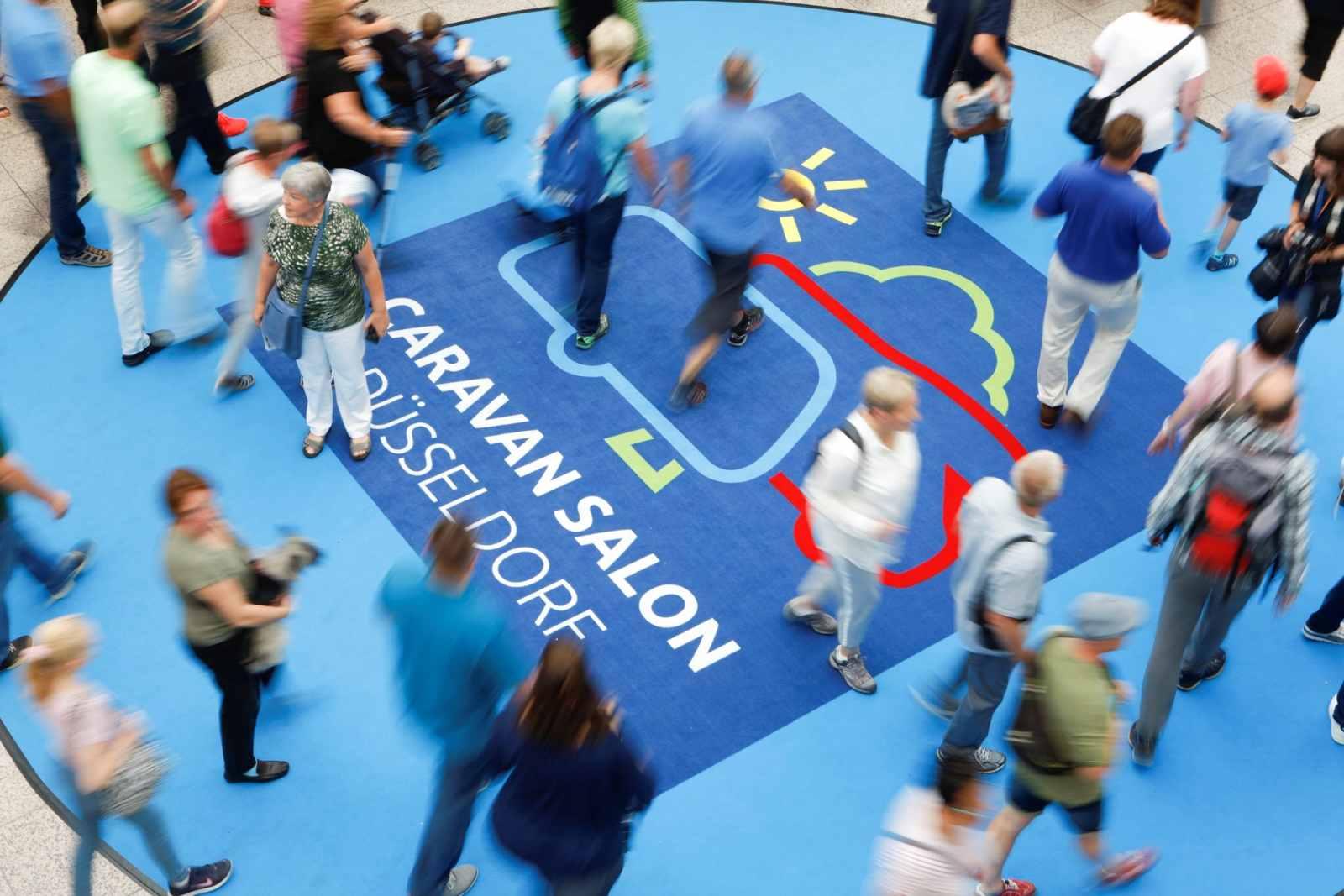 News Caravan Salon Die Weltweit Größte Messe Für Wohnmobile Und